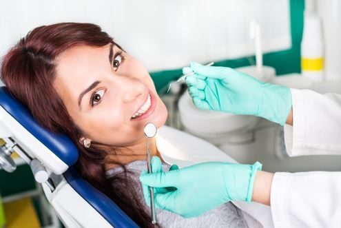Dentist serving the Surrey area